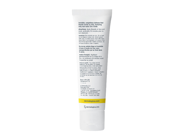 Dermalogica - Invisible Physical Defense SPF30
