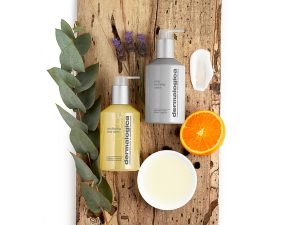 Body Collection - Conditioning Body Wash and Body Hydrating Cream